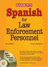Spanish for Law Enforcement Personnel - Harvey, William C.