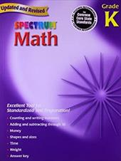 Spectrum Math Grade K - School Specialty Publishing
