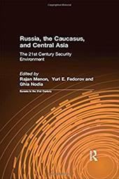 Russia, the Caucasus, and Central Asia - Menon, Rajan / Fedorov, Yuri E. / Nodia, Ghia