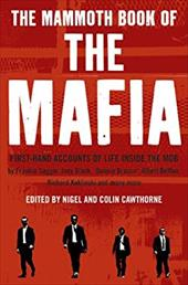 The Mammoth Book of the Mafia - Cawthorne, Nigel / Cawthorne, Colin