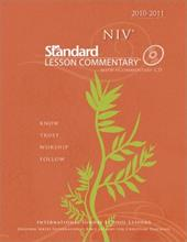 NIV Standard Lesson Commentary with Ecommentary 2010-2011 - Standard Publishing