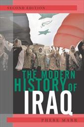 Modern History of Iraq - Marr, Phebe