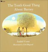 The Tenth Good Thing about Barney - Viorst, Judith / Blegvad, Erik