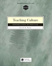 Teaching Culture: Perspectives in Practice - Moran, Patrick R.
