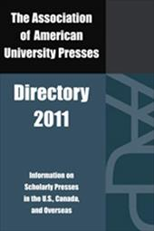 The Association of American University Presses Directory - Association of American University Presses