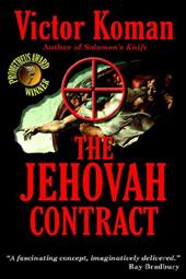 The Jehovah Contract - Koman, Victor