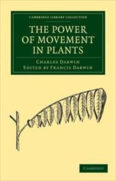 The Power of Movement in Plants - Darwin, Charles / Charles, Darwin / Darwin, Francis