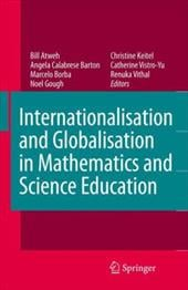 Internationalisation and Globalisation in Mathematics and Science Education - Calabrese Barton, Angela / Borba, Marcelo C. / Gough, Noel