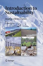 Introduction to Sustainability: Road to a Better Future - Munier, Nolberto / Munier, N.