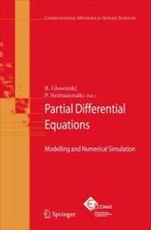 Partial Differential Equations: Modelling and Numerical Simulation - Glowinski, Roland / Neittaanmaki, Pekka