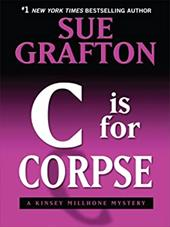 C Is for Corpse - Grafton, Sue