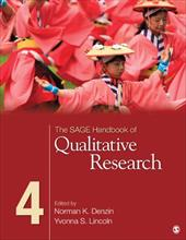 The Sage Handbook of Qualitative Research - Denzin, Norman K. / Lincoln, Yvonna S.