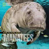 Face to Face with Manatees - Skerry, Brian