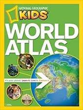 National Geographic World Atlas for Young Explorers - Emmett, Jennifer