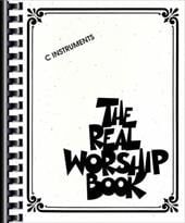 The Real Worship Book, C Instruments - Hal Leonard Publishing Corporation