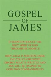 Gospel of James - Mossett, James