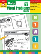 Daily Word Problems, Grade 2 - Moore, Jo Ellen / Evan-Moor Educational Publishers