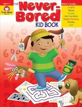 The Never-Bored Kid Book - Evans, Joy / Moore, Jo Ellen