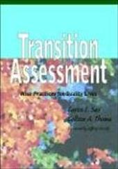 Transition Assessment: Wise Practices for Quality Lives - Sax, Caren / Thoma, Colleen A. / Strully, Jeffrey