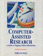 Computer-Assisted Research - Paul, Nora M.