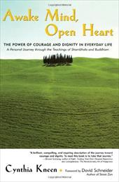 Awake Mind, Open Heart: The Power of Courage and Dignity in Everyday Life - Kneen, Cynthia / Schneider, David