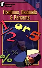 Fractions, Decimals and Percents - Miles Moran, Andrea / Instructional Fair