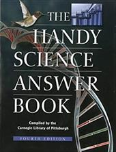 The Handy Science Answer Book - The Carnegie Library of Pittsburgh