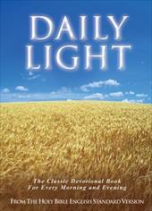 Daily Light on the Daily Path: The Classic Devotional Book for Every Morning and Evening in the Very Words of Scripture from the H - Crossway Bibles