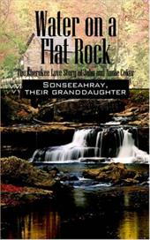 Water on a Flat Rock: The Cherokee Love Story of John and Annie Coker - Sonseeahray