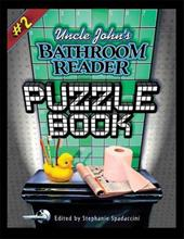 Uncle John's Bathroom Reader Puzzle Book - Spadaccini, Stephanie
