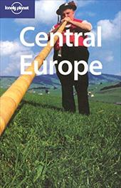 Lonely Planet Central Europe - Smitz, Paul / Anderson, Aaron / Atkinson, Brett