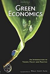 Green Economics: An Introduction to Theory, Policy and Practice - Scott-Cato, Molly / Cato, Molly Scott