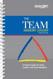 The Team Memory Jogger - GOAL/QPC