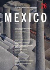 The Journal of Decorative and Propaganda Arts 26: Mexico Theme Issue - Wolfsonian-Florida International Univers