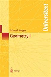 Geometry I - Berger, Marcel / Cole, M. / Levy, S.