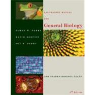 Laboratory Manual for General Biology - Perry,James W.