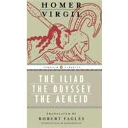 Iliad, Odyssey, and Aeneid box set (Penguin Classics Deluxe Editions) - Homer