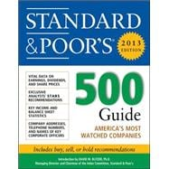 Standard and Poors 500 Guide 2013 - Unknown