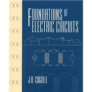 Foundations of Electric Circuits - Cogdell, J.R.