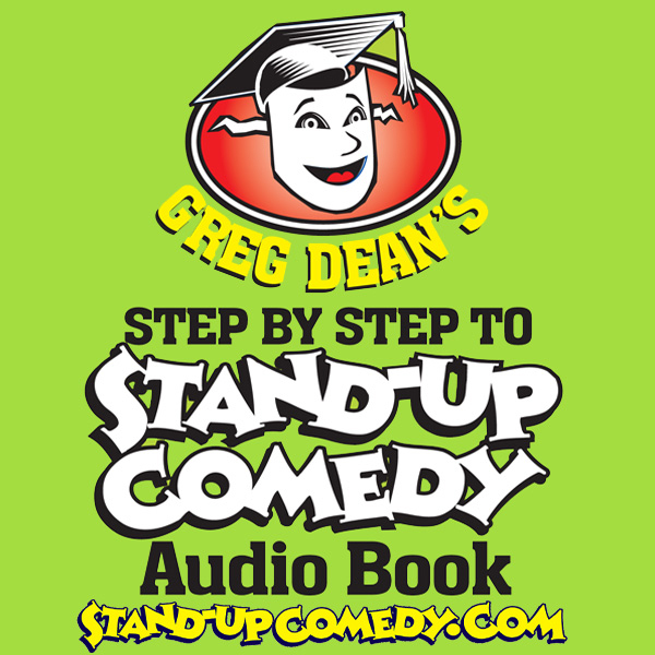 Step by Step to Stand-Up Comedy , Hörbuch, Digital, ungekürzt, 436min - Greg Dean