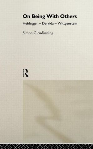 On Being With Others - Simon Glendinning