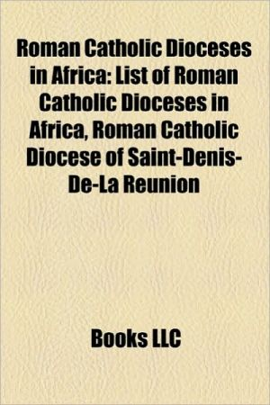 Roman Catholic Dioceses In Africa