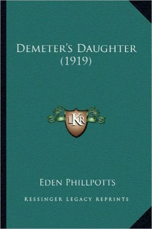 Demeter's Daughter (1919)