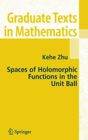 Spaces of Holomorphic Functions in the Unit Ball