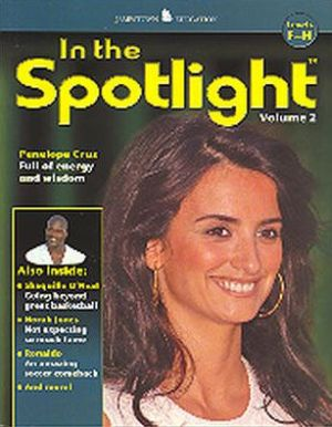 In the Spotlight: Vol 2, Levels F-H - McGraw-Hill Education, Melissa Billings, Staff of Jamestown Education