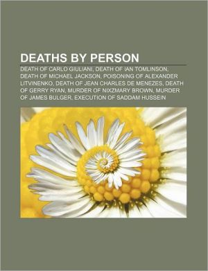 Deaths By Person