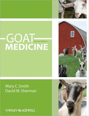 Goat Medicine - Mary C. Smith, David M. Sherman