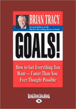 Goals! - Brian Tracy