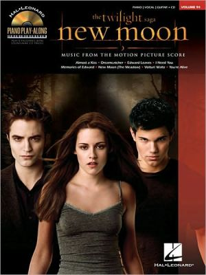 The Twilight Saga - New Moon: Music from the Motion Picture Score Piano Play-along, Vol. 94 - Alexandre Desplat