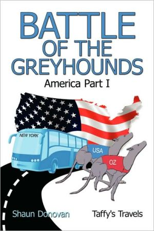 Battle of the Greyhounds: America Part I - Shaun Donovan